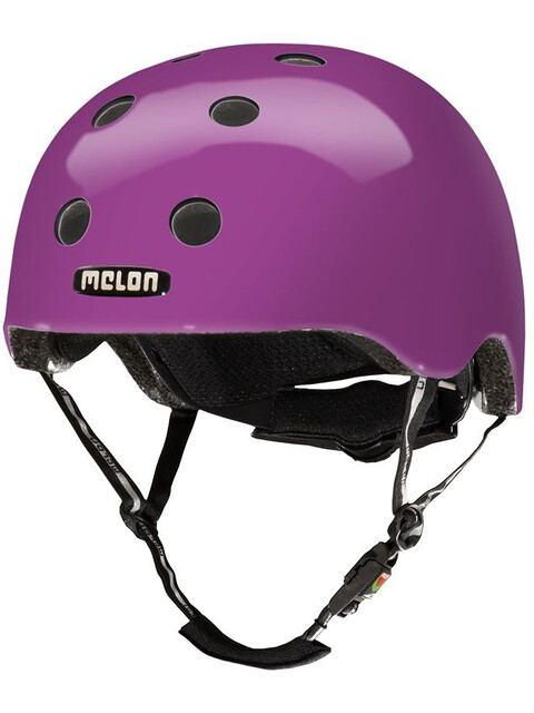 Melon Urban Active Rainbow - Casco de bicicleta - violeta